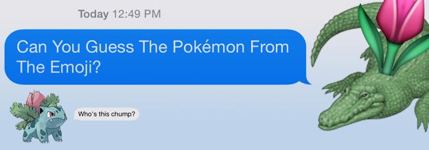 BuzzFeed - Buzz Tagged Pokemon Quiz