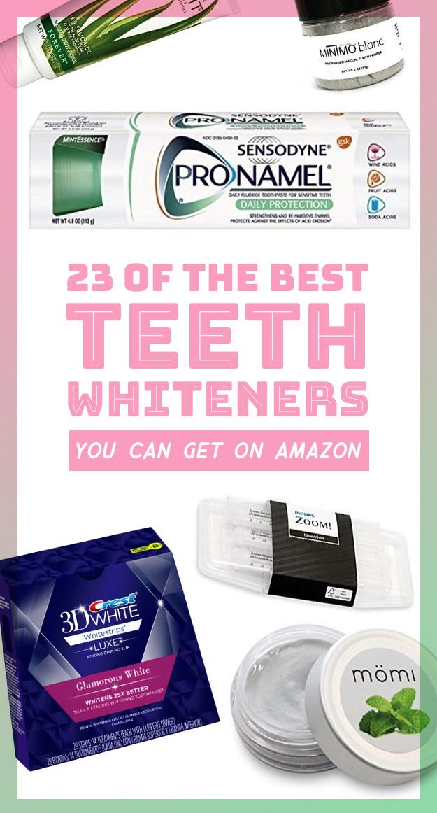 BuzzFeed - Buzz Tagged Teeth