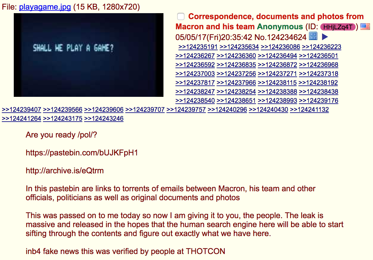 BuzzFeed - Buzz Tagged 4chan
