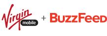 Virgin + BuzzFeed