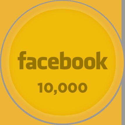 Gold Facebook