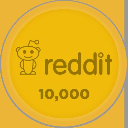 Gold Reddit