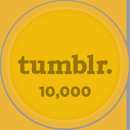 Gold Tumblr