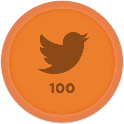 Bronze Twitter