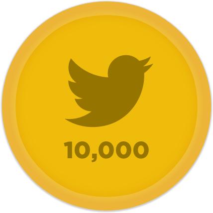 Gold Twitter