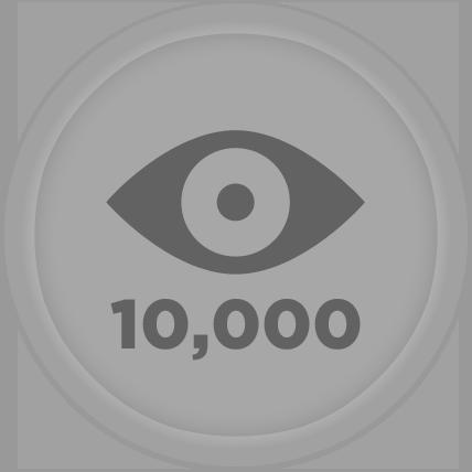 10,000 Views