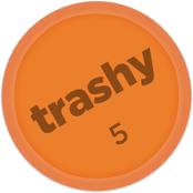 Bronze Trashy