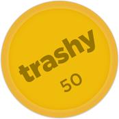 Gold Trashy