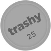Silver Trashy