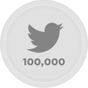 Platinum Twitter